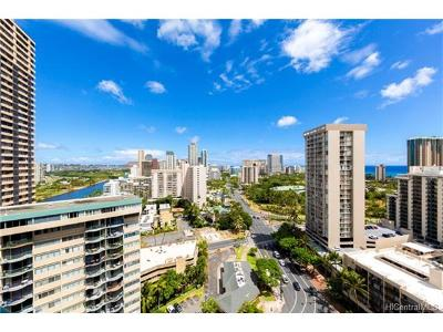 Condo/Townhouse For Sale: 1888 Kalakaua Avenue #2305