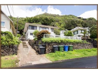 Honolulu HI Single Family Home For Sale: $1,325,000