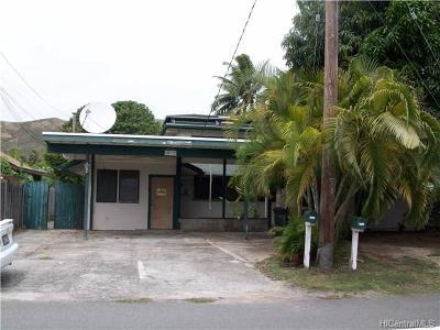 Single Family Home For Sale: 891 Kainui Drive
