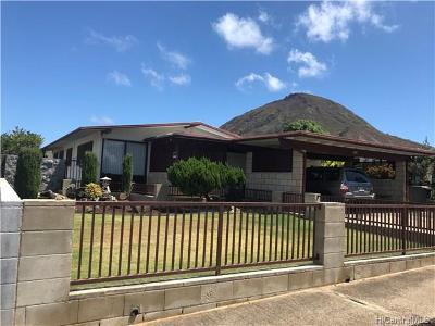 Single Family Home For Sale: 569 Kaumakani Street
