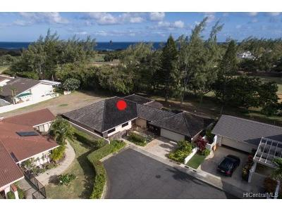 Honolulu Single Family Home For Sale: 1131 Kulauala Way