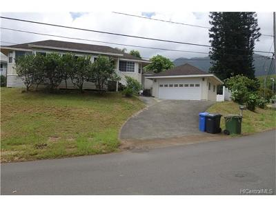Kaneohe Rental For Rent: 47-136 Pulama Road