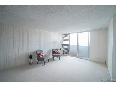 Honolulu HI Condo/Townhouse For Sale: $389,000