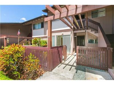 Aiea Condo/Townhouse For Sale