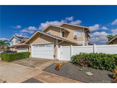 Ewa Beach Single Family Home For Sale: 91-1020 Pohahawai Street