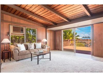 Single Family Home For Sale: 92-623 Aahualii Place