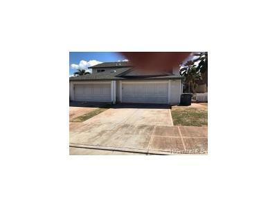 Waianae Single Family Home For Sale: 87-148 Kulahanai Place