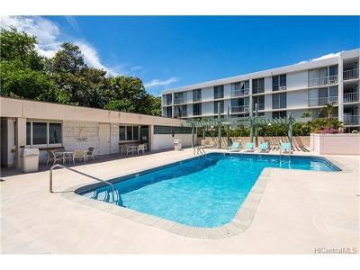 Honolulu Condo/Townhouse For Sale: 2847 Waialae Avenue #401