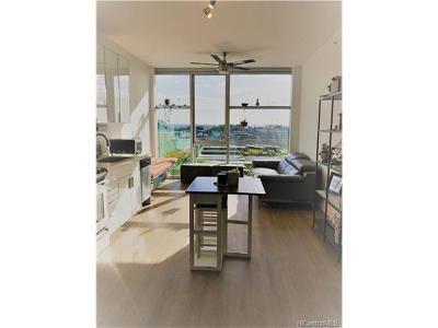 Honolulu County Condo/Townhouse For Sale: 610 Ala Moana Boulevard #M415