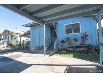 Kahuku Single Family Home For Sale: 56-230 Leleuli Street
