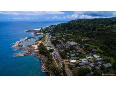 Single Family Home For Sale: 59-742 Kamehameha Highway #C