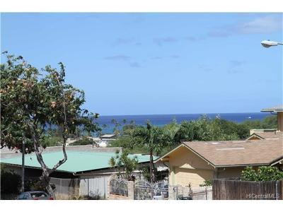 Waianae Single Family Home For Sale: 86-123 Leihoku Street