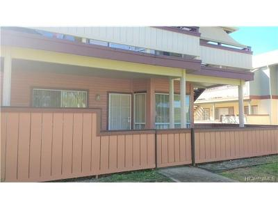 Ewa Beach Condo/Townhouse For Sale: 91-879 Puamaeole Street #9C