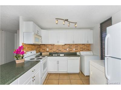 Mililani Condo/Townhouse In Escrow Showing: 95-273 Waikalani Drive #D1005