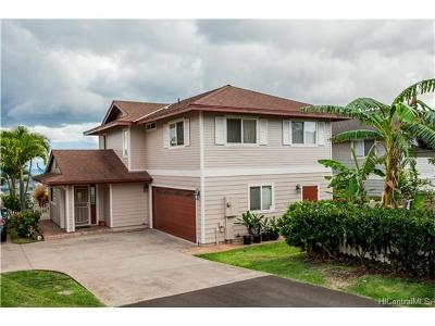 Single Family Home In Escrow Showing: 92-831 Makakilo Drive #22
