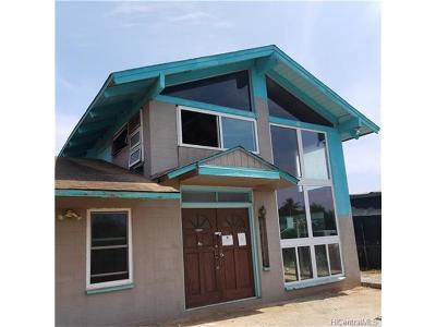 Ewa Beach Single Family Home For Sale: 91-534 Aekai Place