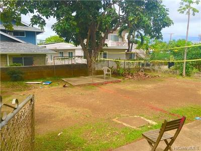 Waimanalo Single Family Home In Escrow Showing: 41-595 Poalima Street