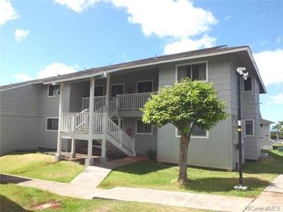 Pearl City Condo/Townhouse For Sale: 98-1433 Kamahao Street #80