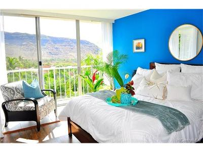 Waianae HI Condo/Townhouse For Sale: $285,000