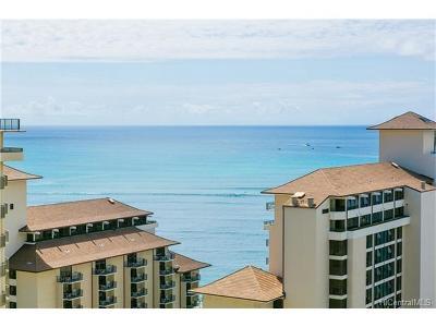 Honolulu Condo/Townhouse For Sale: 223 Saratoga Road #2110