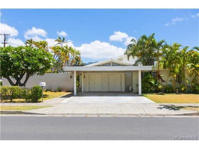 Hawaii County, Honolulu County Rental For Rent: 971 Pueo Street
