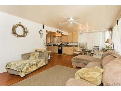 Honolulu Single Family Home For Sale: 1417 Mokuna Place