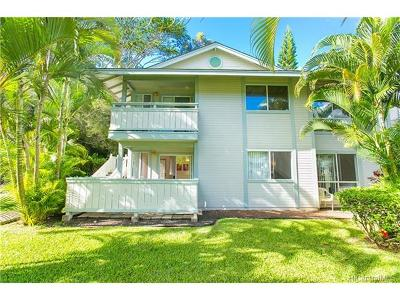 Mililani Condo/Townhouse In Escrow Showing: 95-652 Wikao Street #F102
