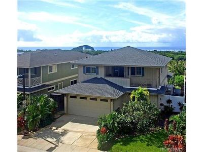 Waianae Single Family Home For Sale: 84-575 Kili Drive #8