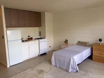 Honolulu County Condo/Townhouse For Sale: 1550 Wilder Avenue #B103