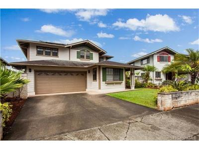 Mililani Single Family Home For Sale: 95-1036 Keni Street #56