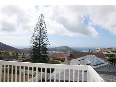 Single Family Home For Sale: 1147 Kaluanui Road