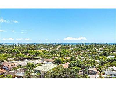 Hawaii County, Honolulu County Condo/Townhouse For Sale: 4340 Pahoa Avenue #9A