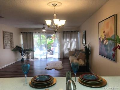 Honolulu County Condo/Townhouse In Escrow Showing: 444 Lunalilo Home Road #907