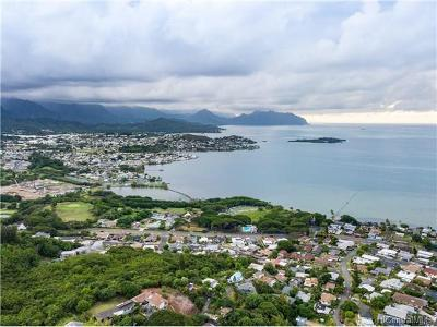 Kaneohe Residential Lots & Land In Escrow Showing: 45-206 Kokokahi Place #Makai