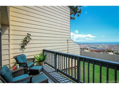 Kapolei Condo/Townhouse In Escrow Showing: 92-906 Welo Street #84