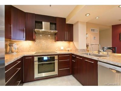 Condo/Townhouse In Escrow Showing: 415 South Street #3303