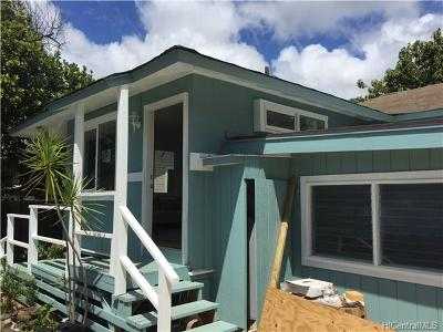 Single Family Home In Escrow Showing: 3165 Harding Avenue