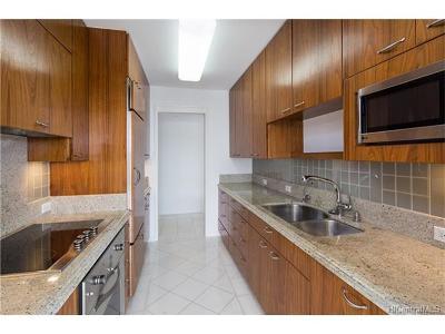 Hawaii County, Honolulu County Rental For Rent: 4340 Pahoa Avenue #17C