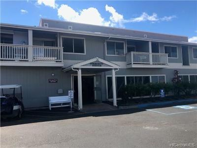 Mililani Condo/Townhouse In Escrow Showing: 95-1050 Makaikai Street #W7