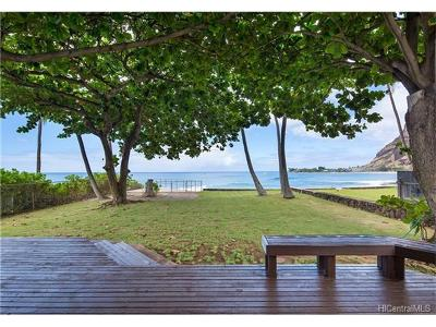 Waianae HI Single Family Home In Escrow Showing: $1,100,000