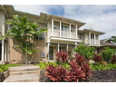 Ewa Beach Condo/Townhouse For Sale: 91-1387 Kaiokia Street #2404
