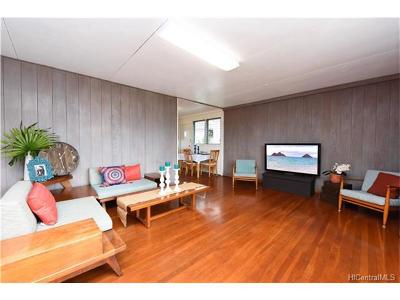 Pearl City Single Family Home In Escrow Showing: 1314 Hoohulu Street