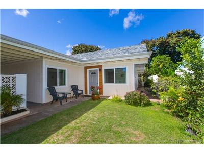 Mililani Single Family Home For Sale: 94-509 Hokuala Street