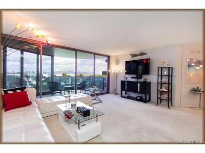 Condo/Townhouse In Escrow Showing: 415 South Street #502