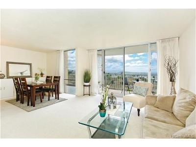 Aiea Condo/Townhouse In Escrow Showing: 98-719 Iho Place #5-1201