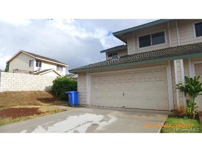 Waianae Single Family Home For Sale: 87-415 Kulawae Street