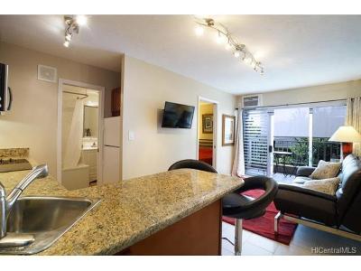 Honolulu Condo/Townhouse For Sale: 1459 Pele Street #203