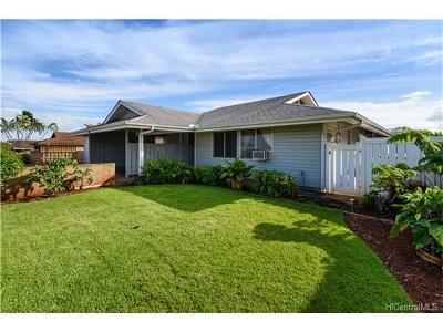 Mililani Single Family Home For Sale: 94-393 Kahulialii Street