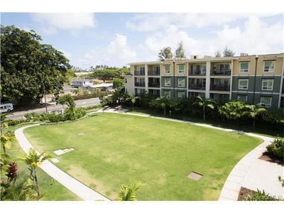 Kailua  Condo/Townhouse For Sale: 445 Kailua Road #5306