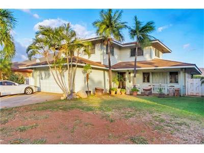 Waianae Single Family Home For Sale: 87-133 Princess Kahanu Avenue